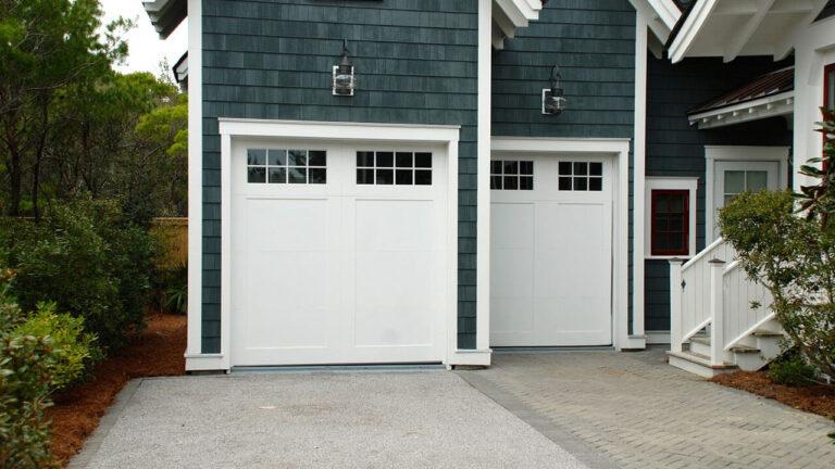 Broken Garage Door Rollers Repair