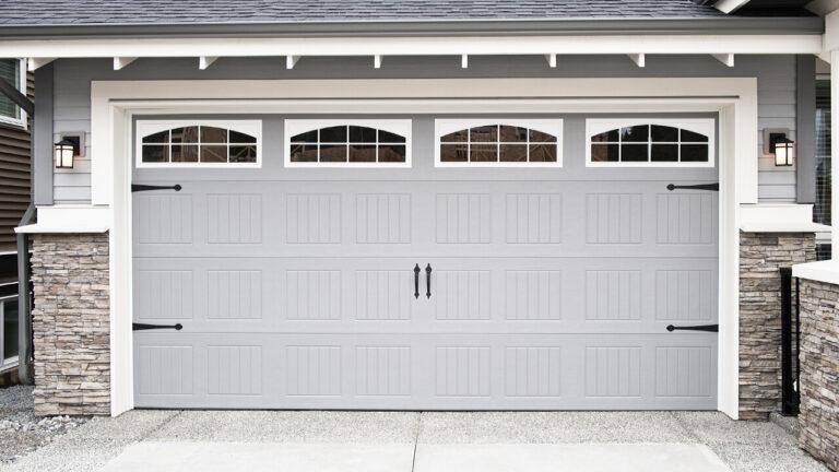 How To Repair A Broken Garage Door Cable