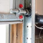 How To Adjust Garage Door Tracks DIY