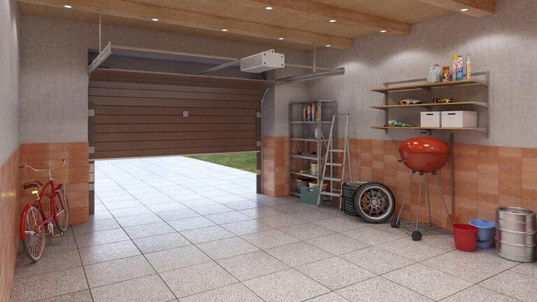 Garage Door Installation in Burnaby